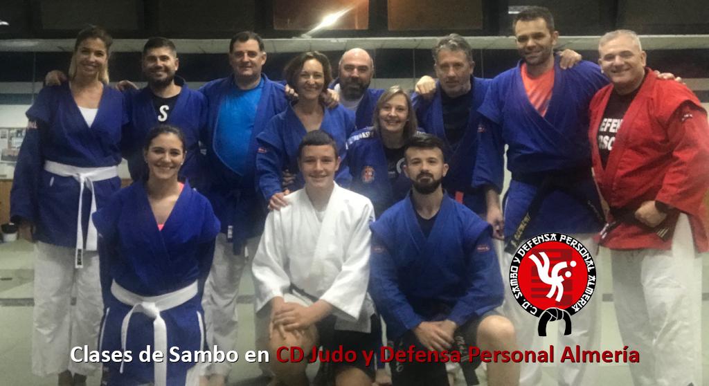 Clases de Sambo en Almería
