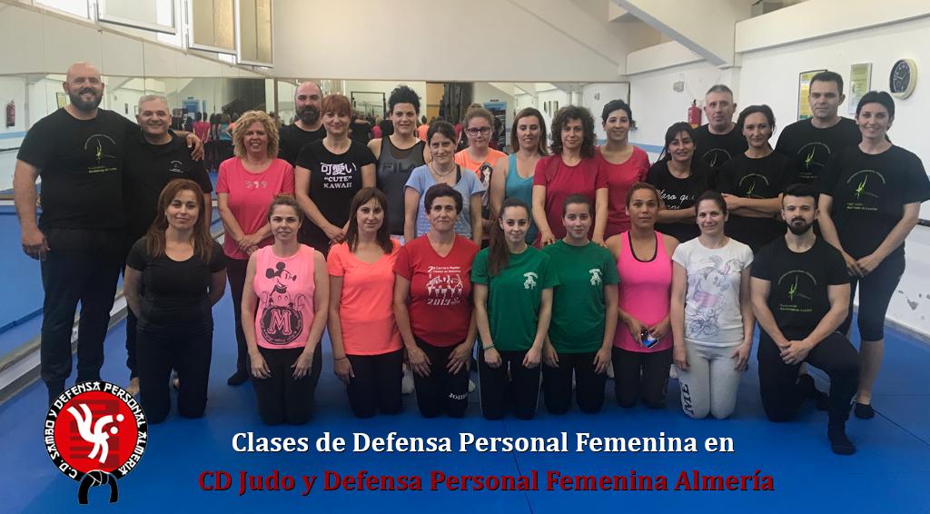 Clases de Defensa Personal para Mujeres en Almería