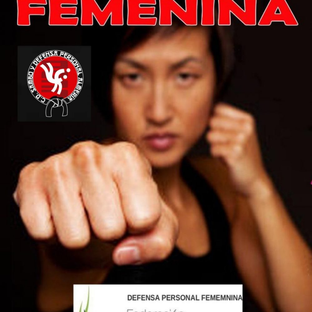 Defensa personal femenina.