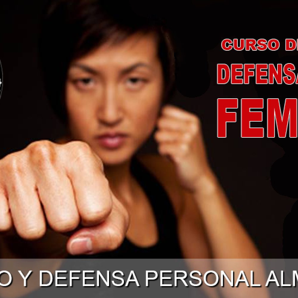 Curso Defensa Personal Femenina.