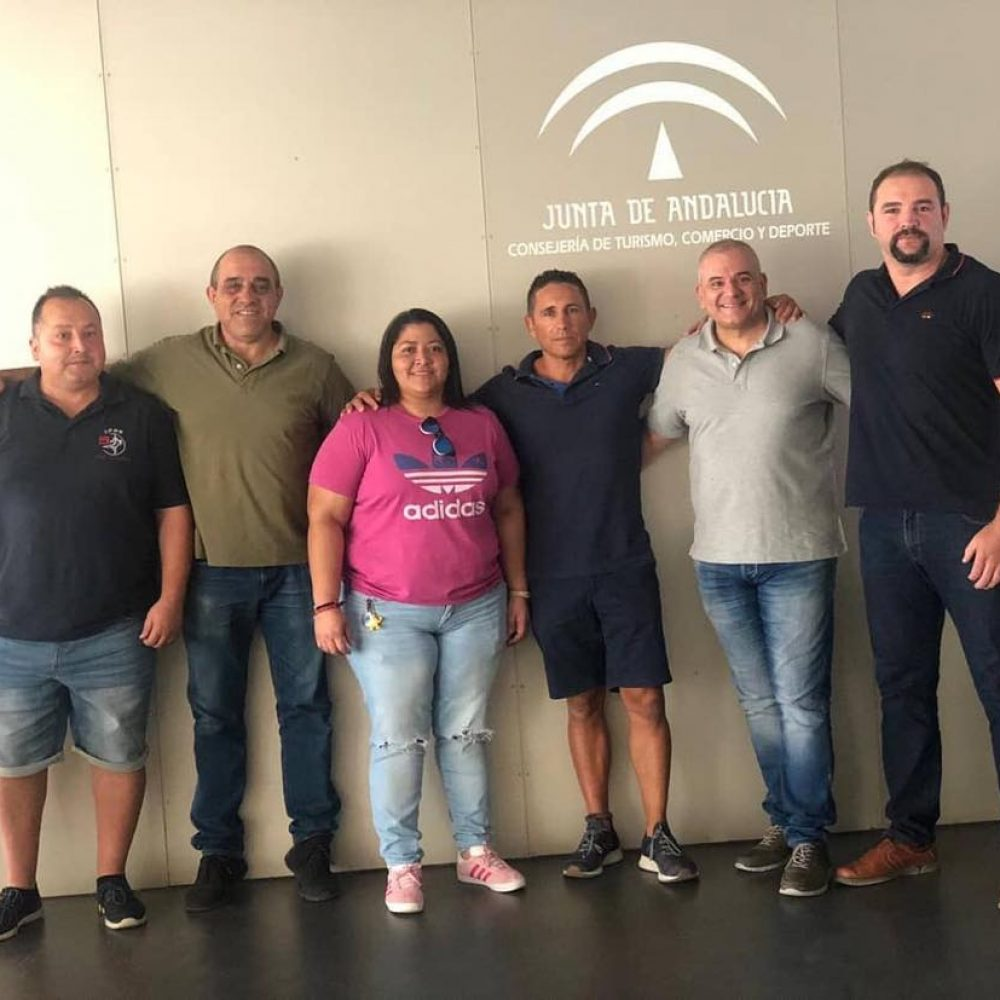 Reunión en Sevilla!!