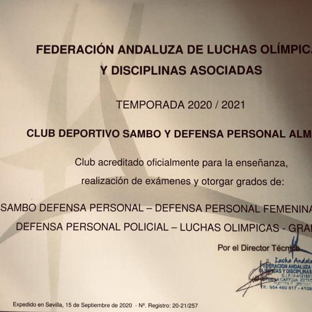 Acreditación del Club para la Enseñanza, Exámenes y Grados