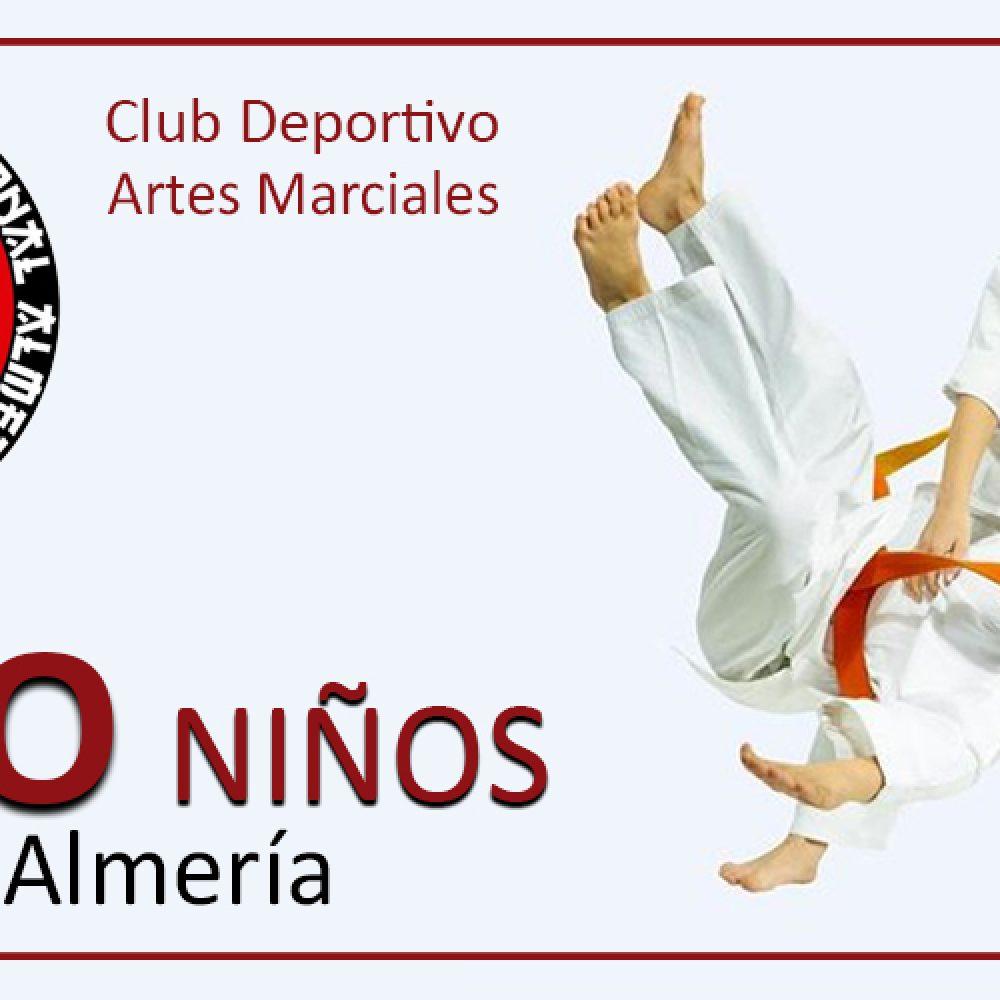 Clases de Judo para Niños