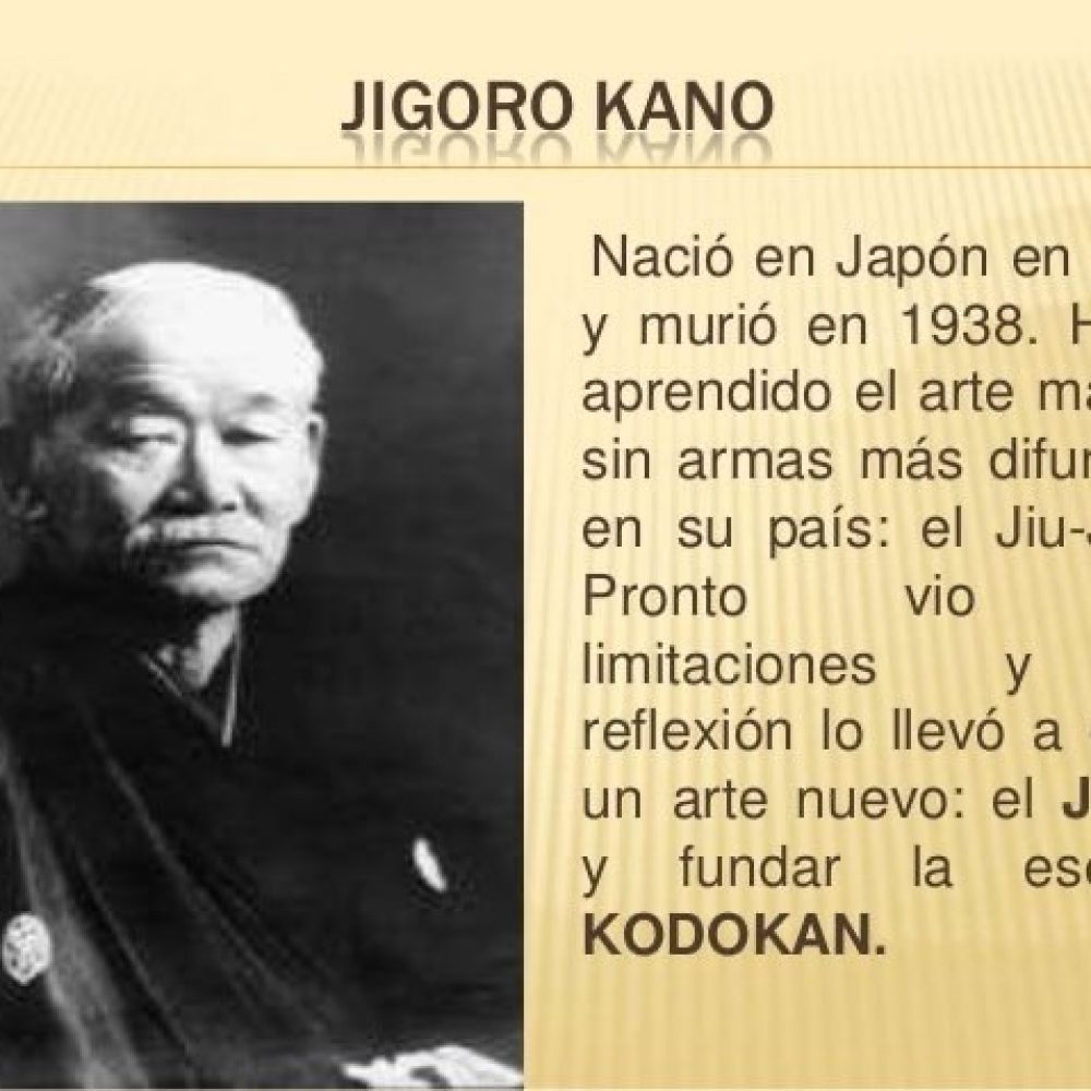 Judo Historia.