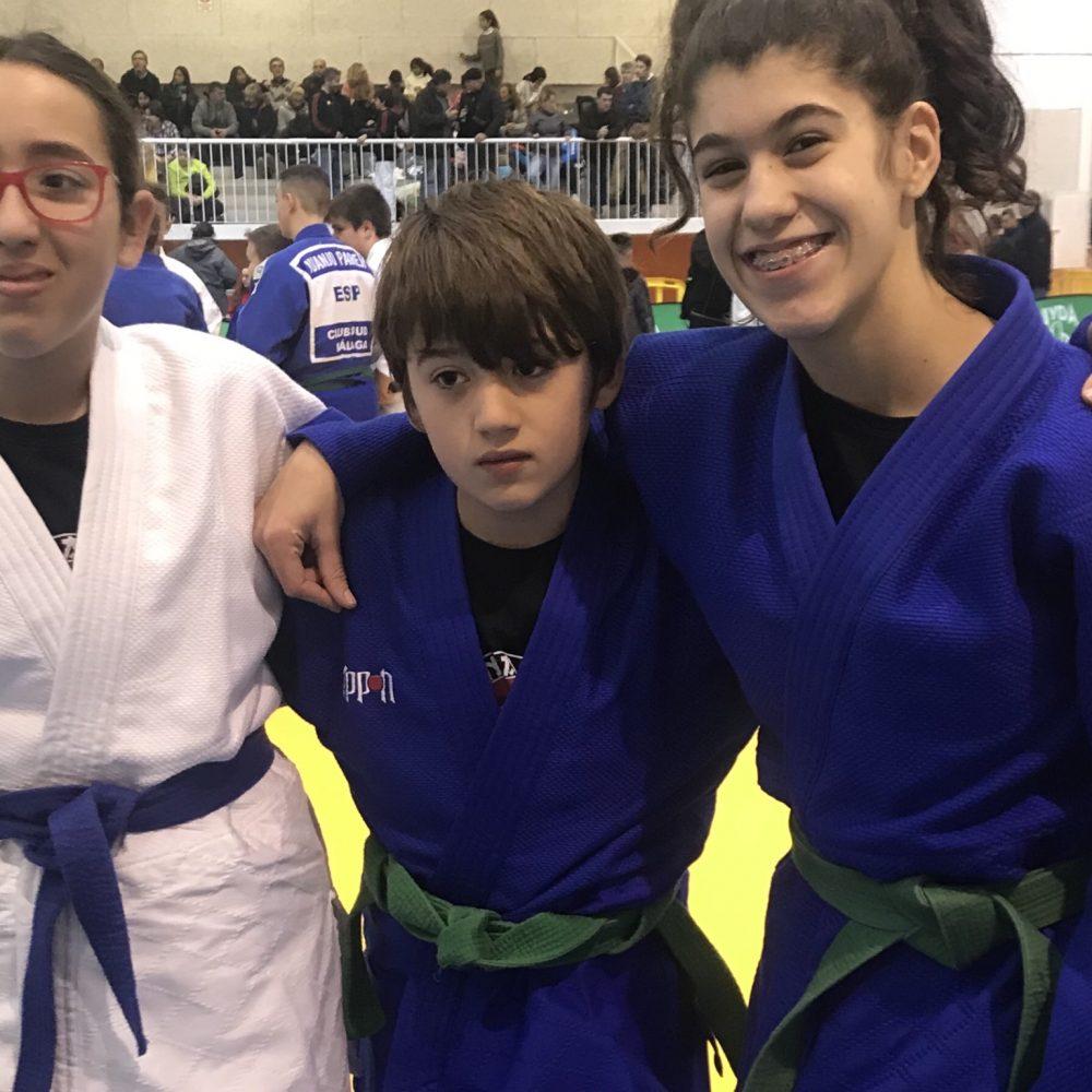 Ranking andaluz de judo, Padul ( Granada)