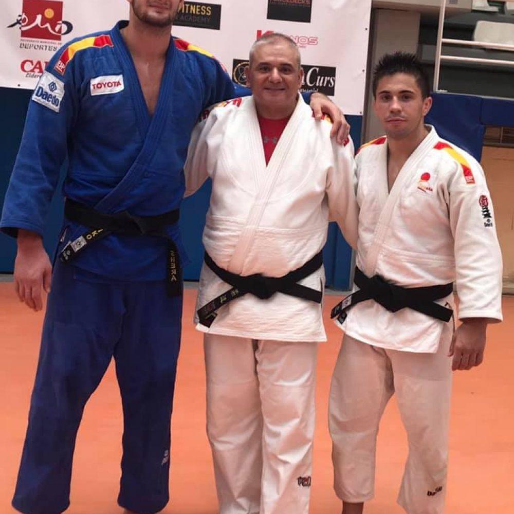 Campus de Judo en Almería