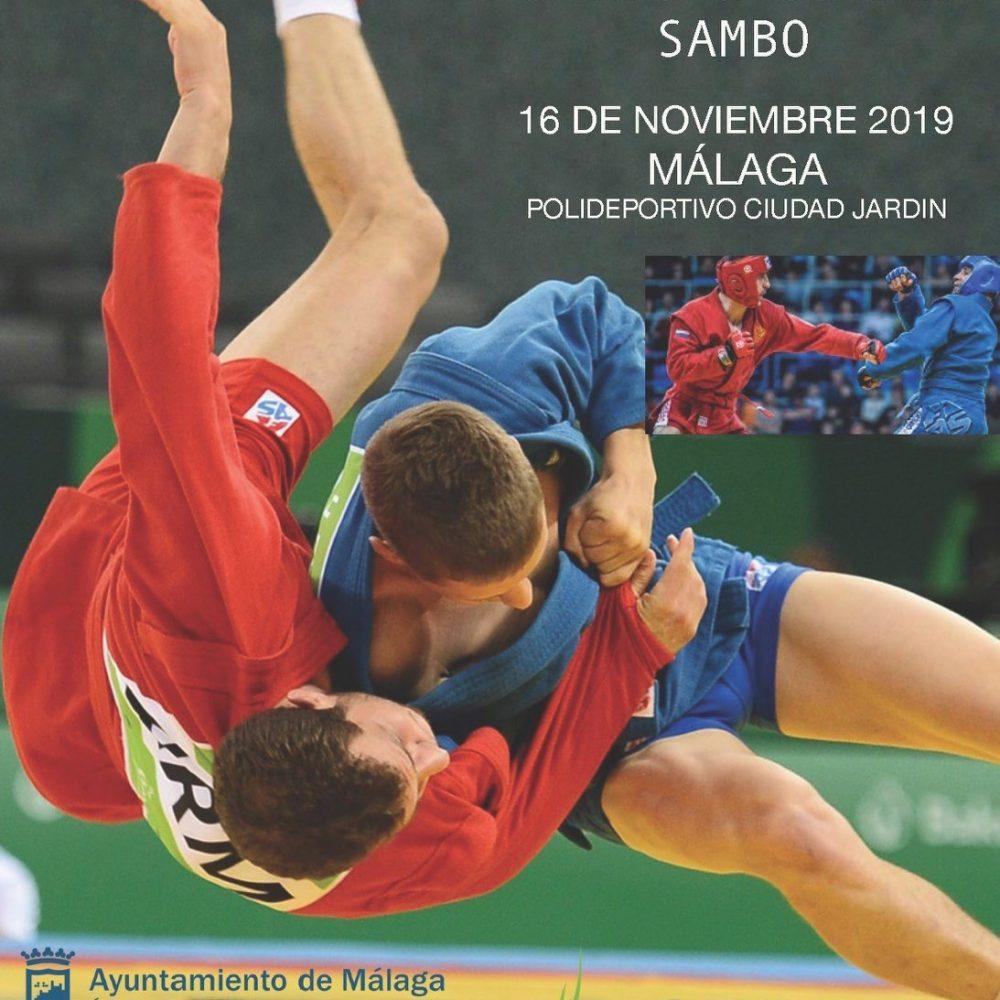 Campeonato Andalucia de Sambo.